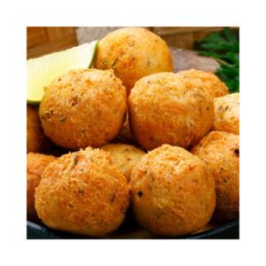 Bolinho de Bacalhau (Cod Fish Balls)