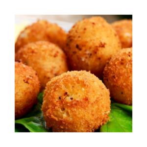 Bolinha de Queijo (Cheese Balls)